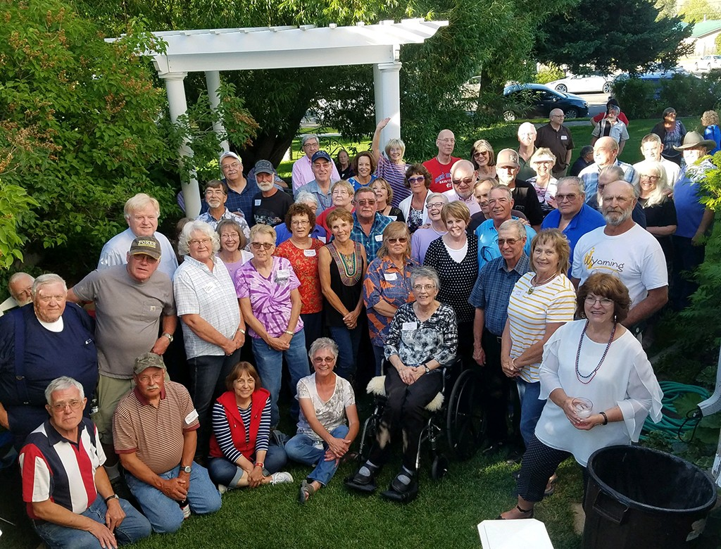 Uinta County Herald Class Of 69 Travels Far And Wide